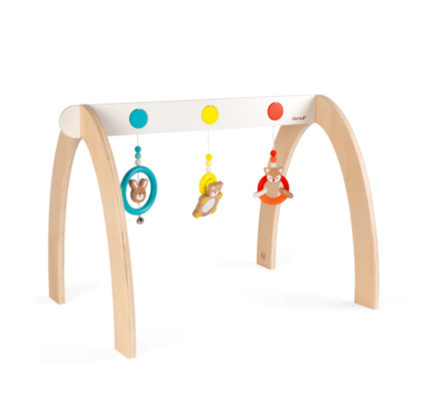 Baby Pop Activity Gym by Janod