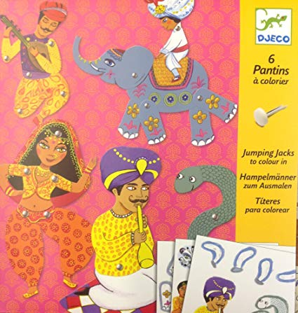 Djeco India - Art Set