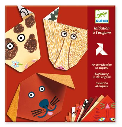 Djeco Intro to Origami - Animals