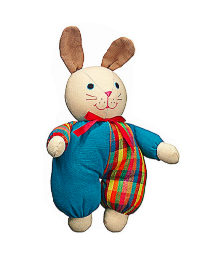 Fair Trade Fabric Bunny