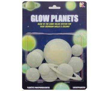 Glow Planets Science Kit