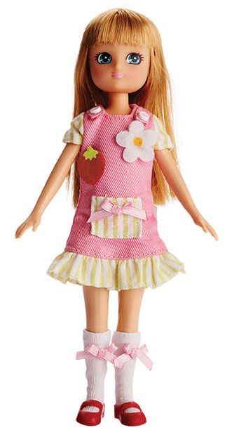 Lottie Doll - English Country Garden