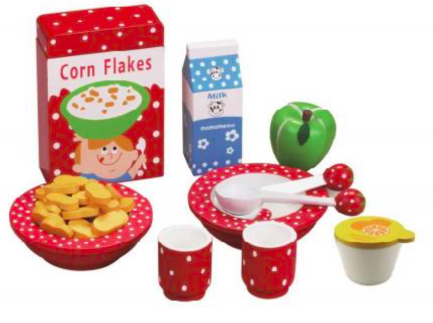 Mamamemo Breakfast Set