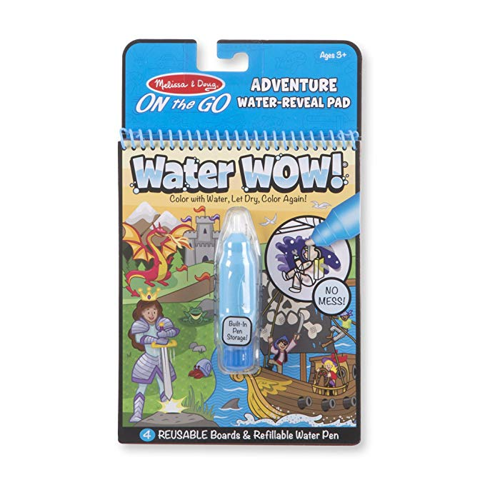 Melissa & Doug On the Go - Adventure Water Wow!